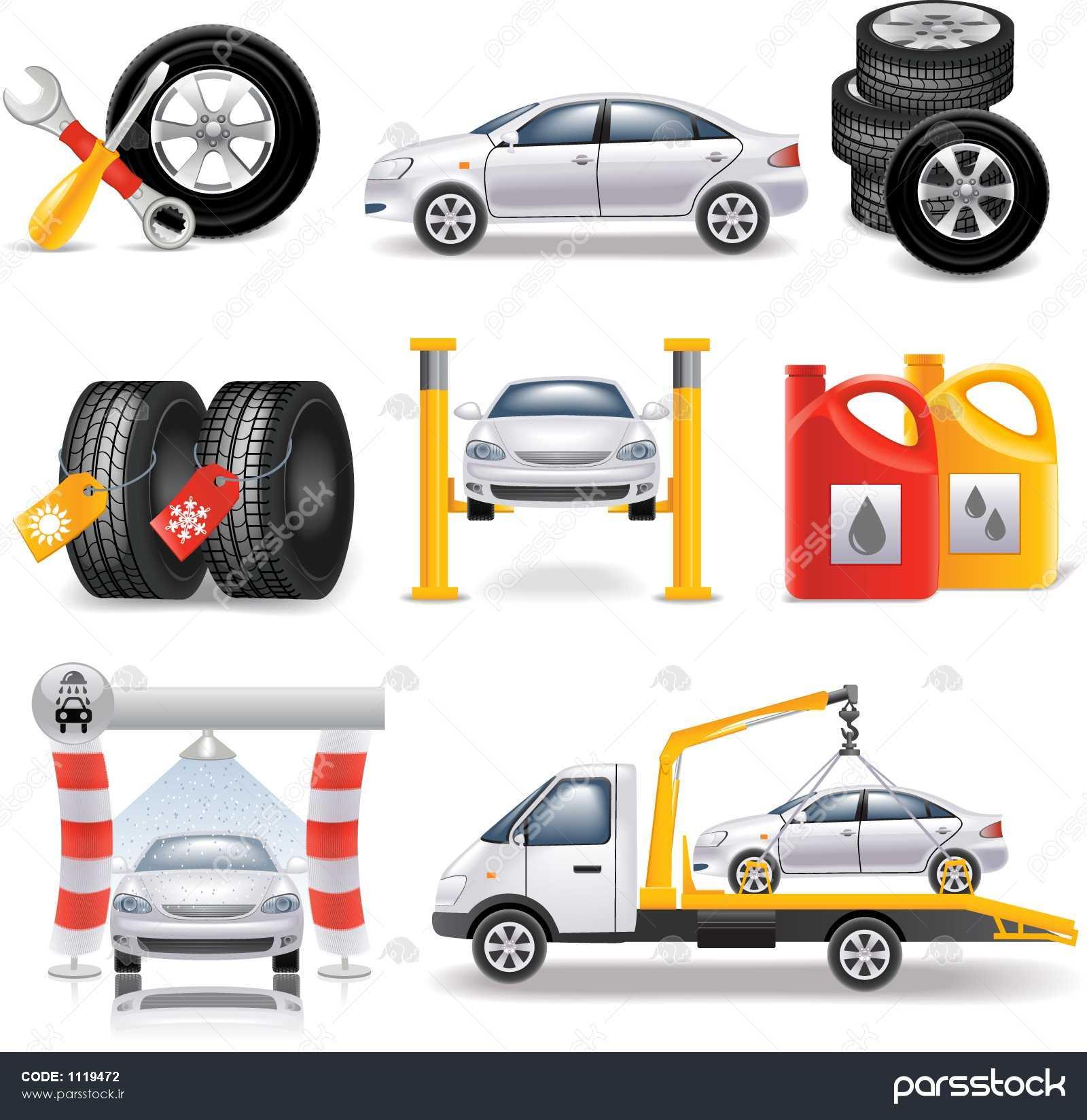 خدمات خودرویی
