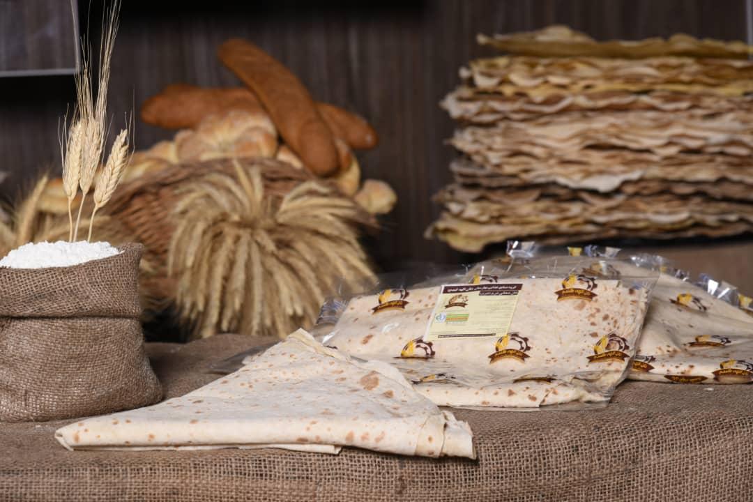 نان محلی نرم(5عددی)