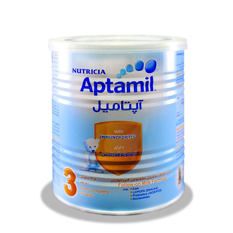 شیر خشک آپتامیل 3