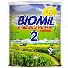 شیر خشک بیومل 2